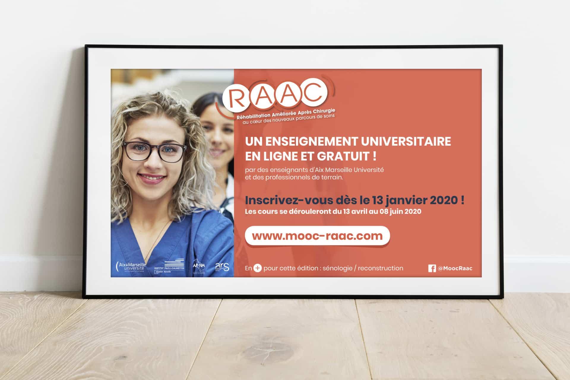 Le visuel du MOOC de l'IPC, Marseille